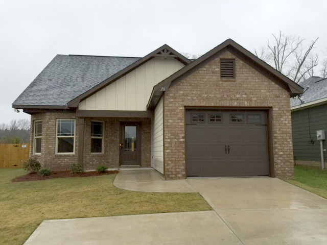 New Homes Phenix City Al Hickory Heights Wayne Gentry Builder